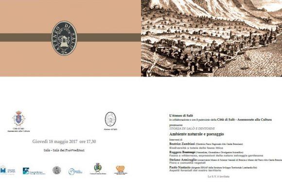 Storia di Salò e dintorni – Terzo incontro, 18 maggio ore 17.30