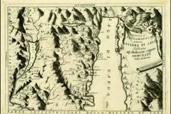 Carta della Riviera di Vincenzo Coronelli (1694)-nord