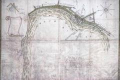 Disegno delle Rive di Salò (1772)