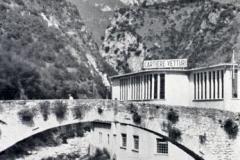 Il ponte vecchio di Toscolano (anni Cinquanta)