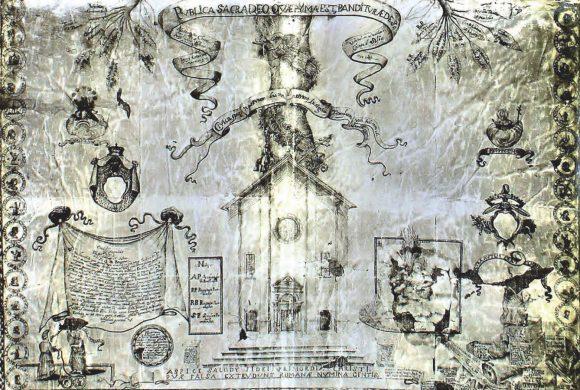 Momenti della presentazione del libro Lo stemma cronologico della Chiesa salodiana di Filippo Tomacelli